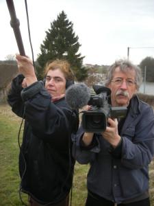 Tournage Vio et tournage vio et Gil